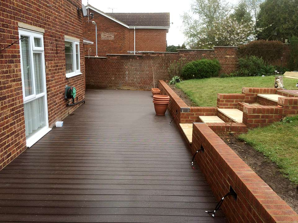 APW Building Services Hard Landscaping Services St Albans