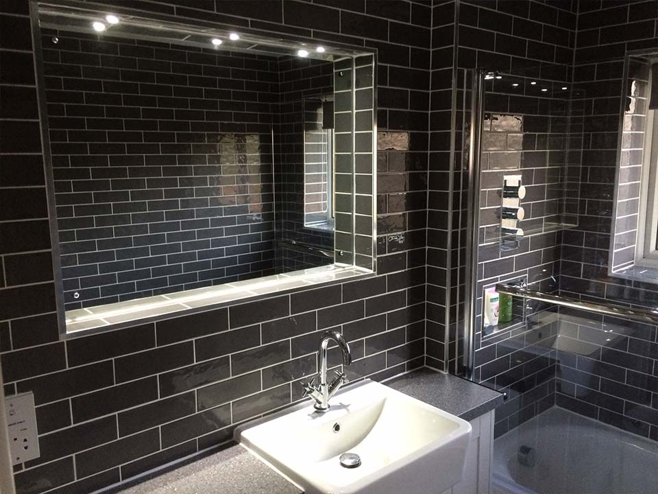 Bathroom fitting services St Albans APW Building Services