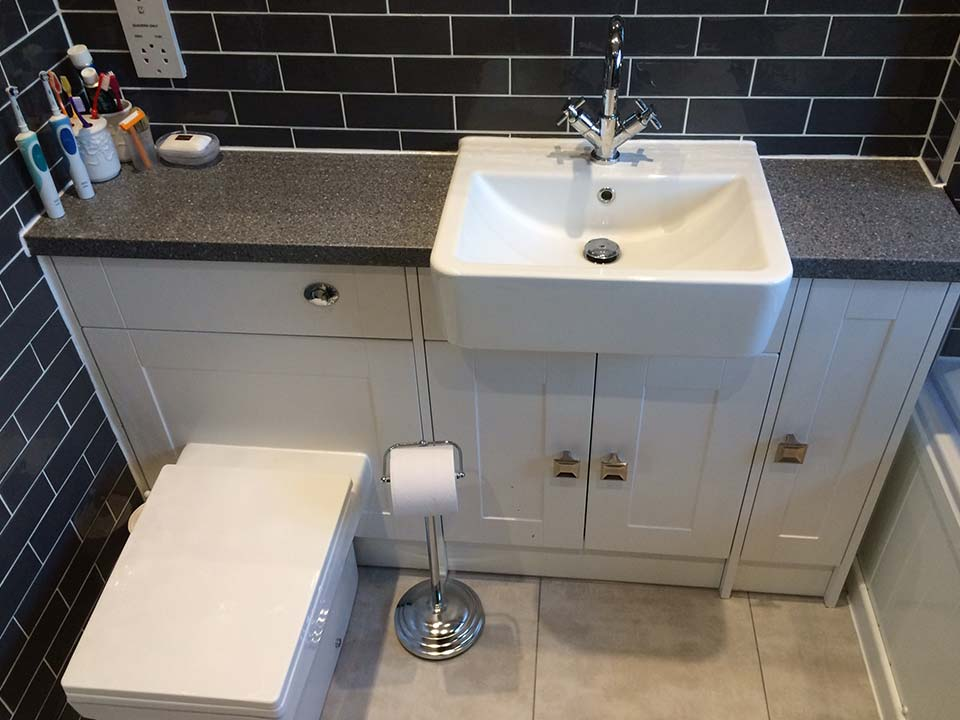Bathroom fitting services Harpenden APW Building Services