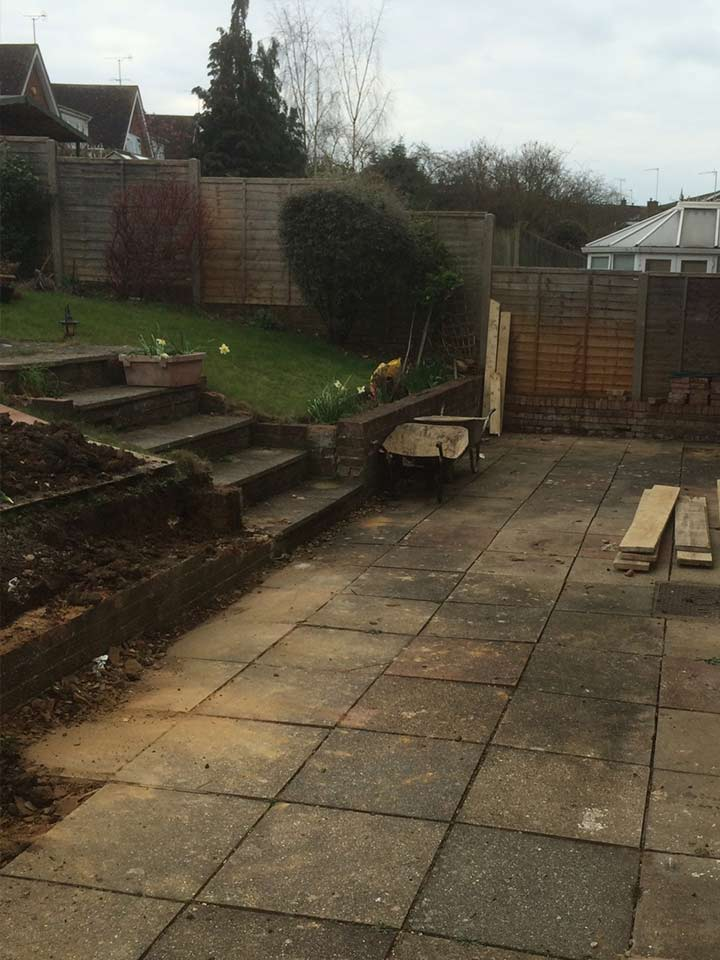 Hard Landscaping Services St Albans