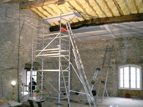 APW Building Services - House Restoration