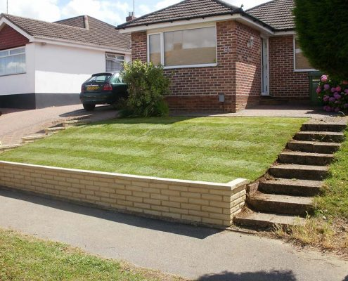 Landscape Gardening Services Herfordshire - APW Building Services