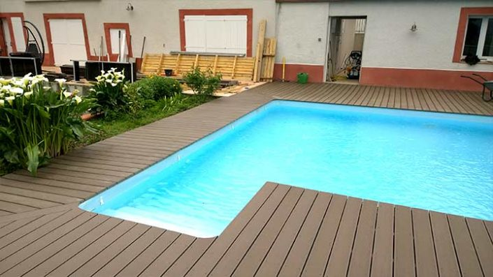 Poolside Decking Apw Building Services