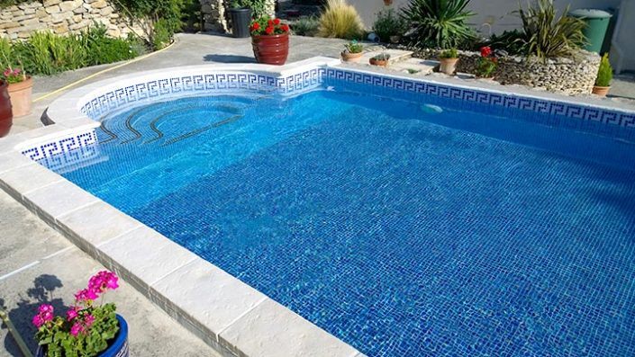 Swimming pool construction services St Albans