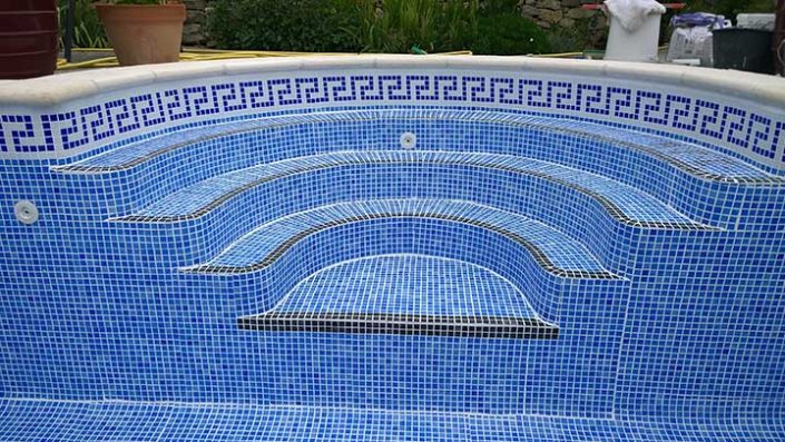 Swimming pool construction services Harpenden