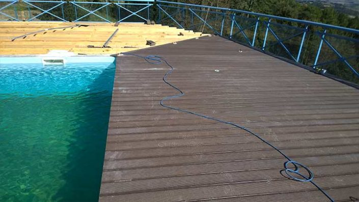 Swimming pool services in Harpenden